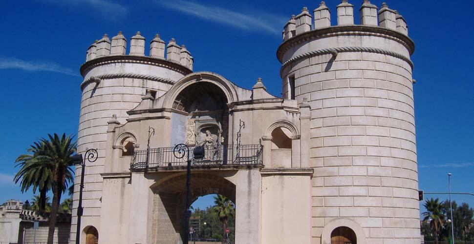 Visitas Guiadas a Puerta Palma en Badajoz. Español, portugués e inglés. Antonio Carrasco Guía Oficial de Turismo.