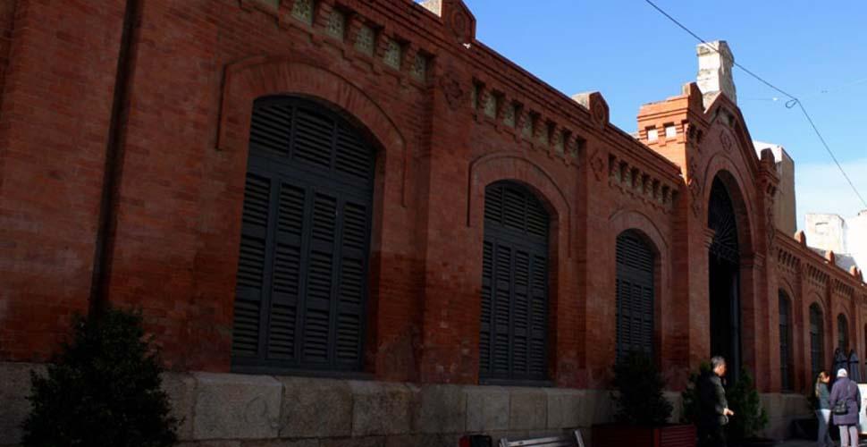 Mercado de Calatrava en Mérida