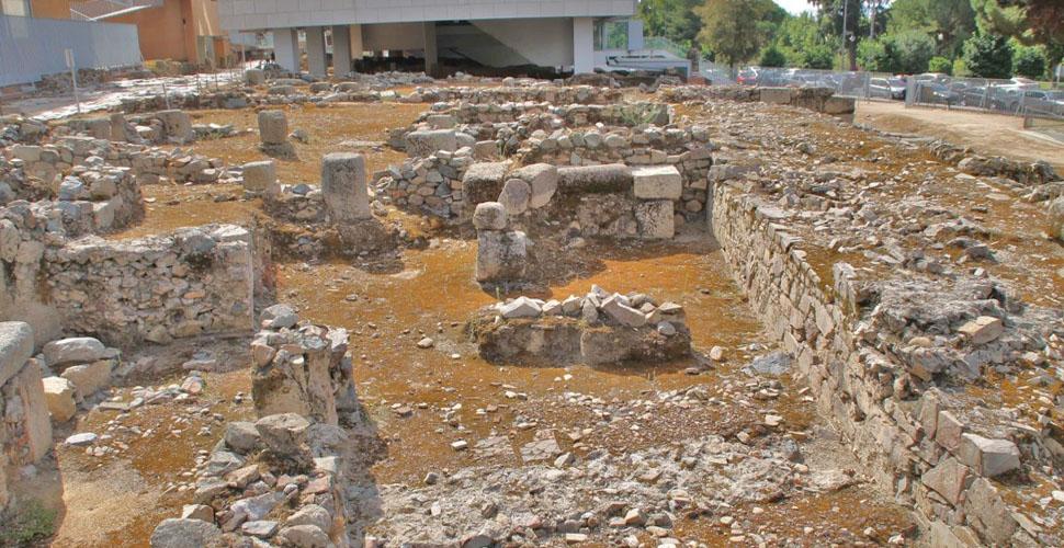 Visita Guiada a las ruinas de Morería en Mérida con Antonio Carrasco. AC Turismo