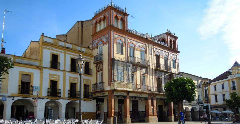 Palacio de la China en Mérida