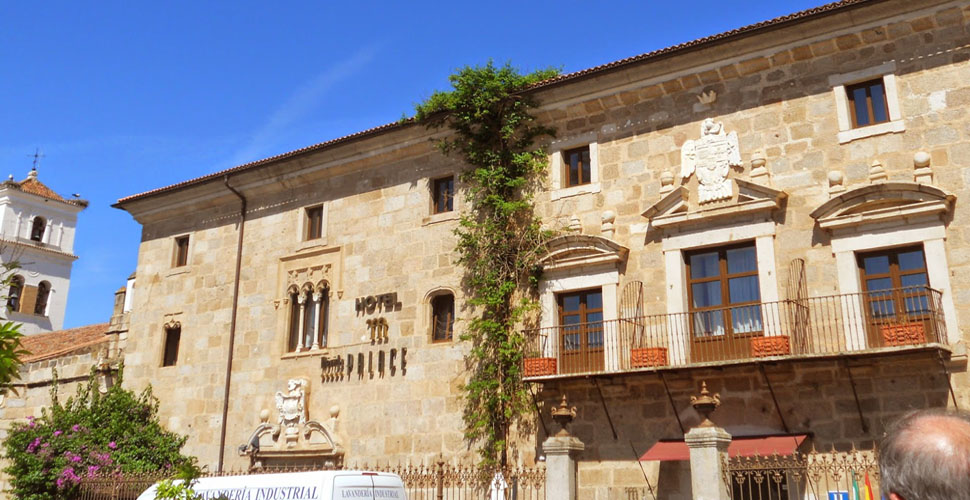 Visita Guiada al Palacio Vera Mendoza de Mérida por Antonio Carrasco. AC Turismo