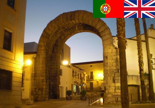 Visitas Guiadas Mérida de leyenda en portugués o inglés. Antonio Carrasco guía oficial de turismo
