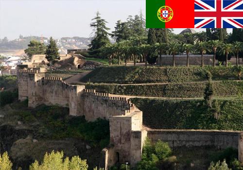 Visitas Guiadas a la Alcazaba de Badajoz en inglés o portugués con Antonio Carrasco. guía de turismo en Badajoz