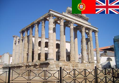 Visitas Guiadas en Mérida en inglés y portugués con los guías de turismo. Antonio Carrasco
